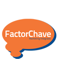 Logotipo Factor Chave